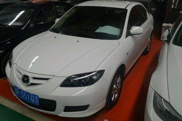 马自达 马3星骋三厢 2011款 1.6 自动 舒适型