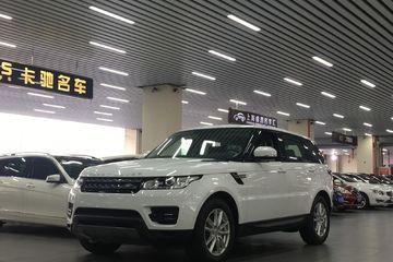 路虎 揽胜运动版 2016款 3.0T 自动 SDV6 HSE 柴油