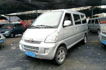 五菱汽车 荣光 2011款 1.2 手动 标准型