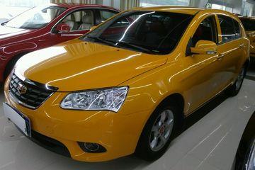 吉利汽车 EC7经典两厢 2013款 1.5 手动 进取型