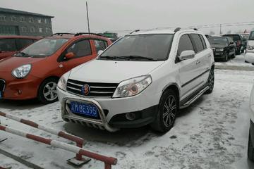 吉利汽车 金鹰 2011款 1.5 手动 CROSS标准型
