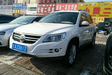 大众 Tiguan 2009款 2.0T 自动 豪华版四驱