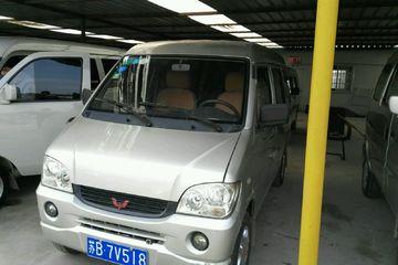 五菱汽车 荣光 2008款 1.2 手动 基本型7-8座