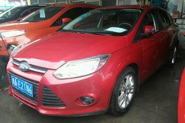 福特 福克斯三厢 2012款 1.6 手动 舒适型