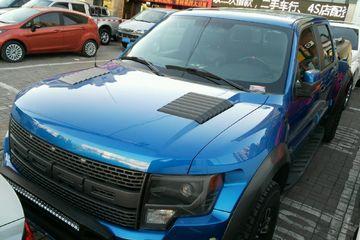福特 猛禽F系 2011款 6.2 自动 SVT Raptor SuperCrew
