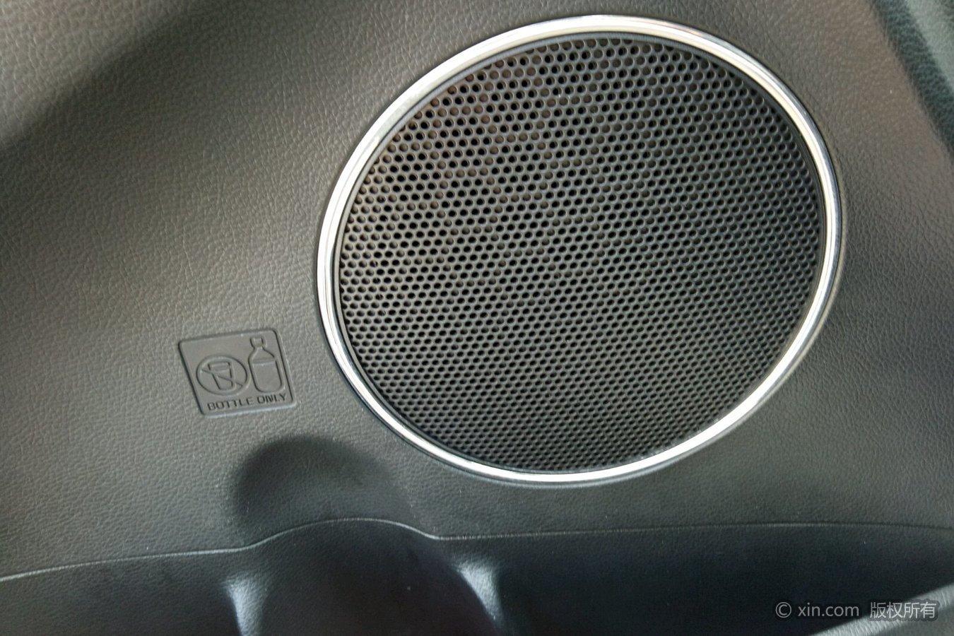 起亚k3司机门音响喇叭