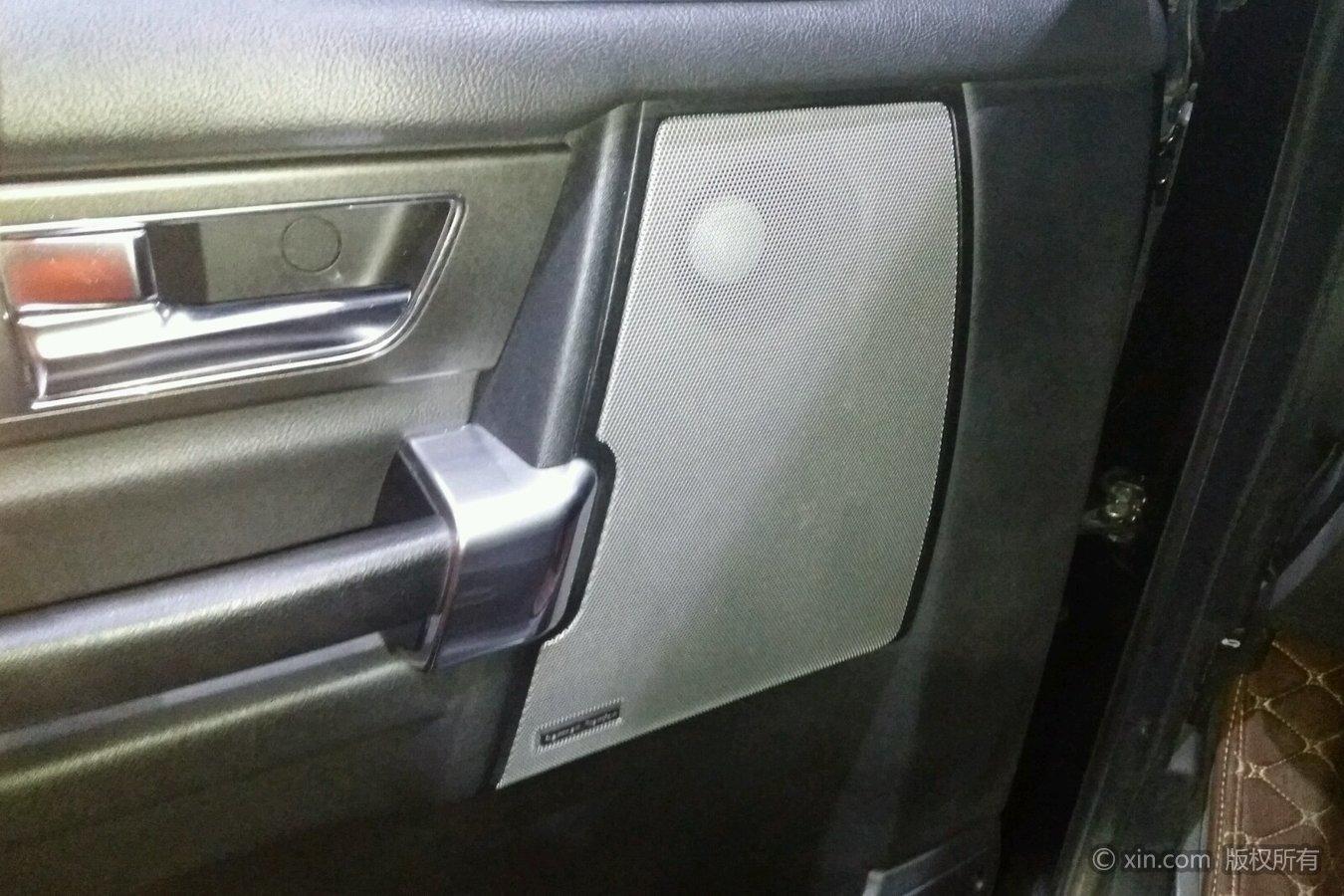 路虎发现司机门音响喇叭
