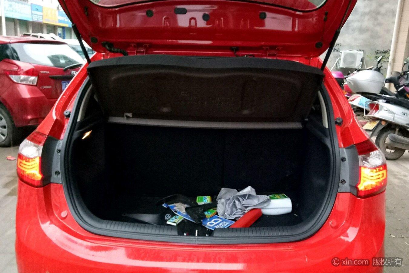 k2后备箱垫
