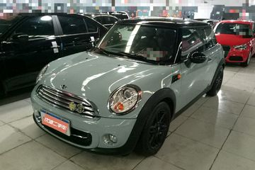 MINI MINI 2011款 1.6 自动 COOPER Excitement价格