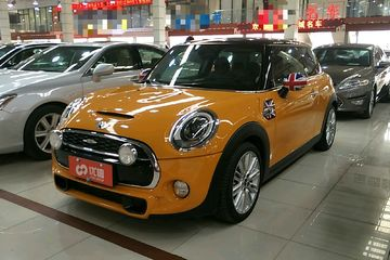 [当天提车]MINI MINI 2014款 2.0T 自动 COOPER S Excitement价格
