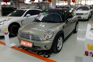 MINI CLUBMAN 2007款 1.6 自动 COOPER Excitement