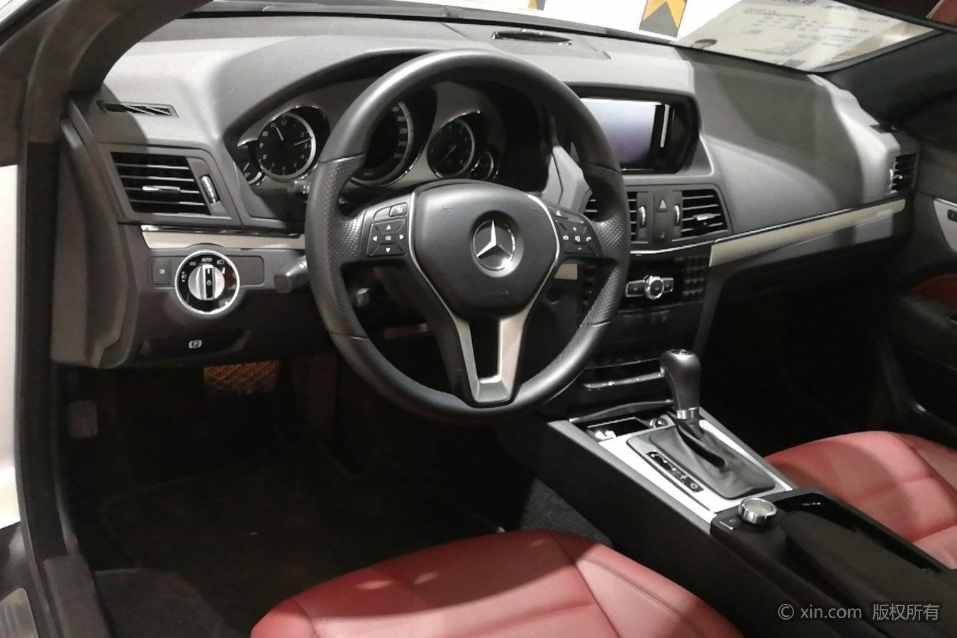 分期購方案詳情奔馳e級coupe 2012款 1.8t 自動 e260全價27.38萬