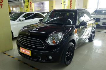 MINI COUNTRYMAN 2011款 1.6 自动 ONE价格