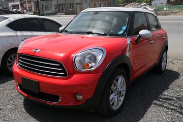 MINI COUNTRYMAN 2011款 1.6 自动 COOPER Fun价格