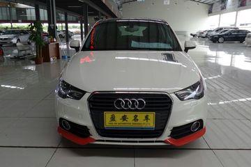 奥迪 A1两厢三门版 2013款 30 1.4T 自动 中国限量Ego-Plus 三门版