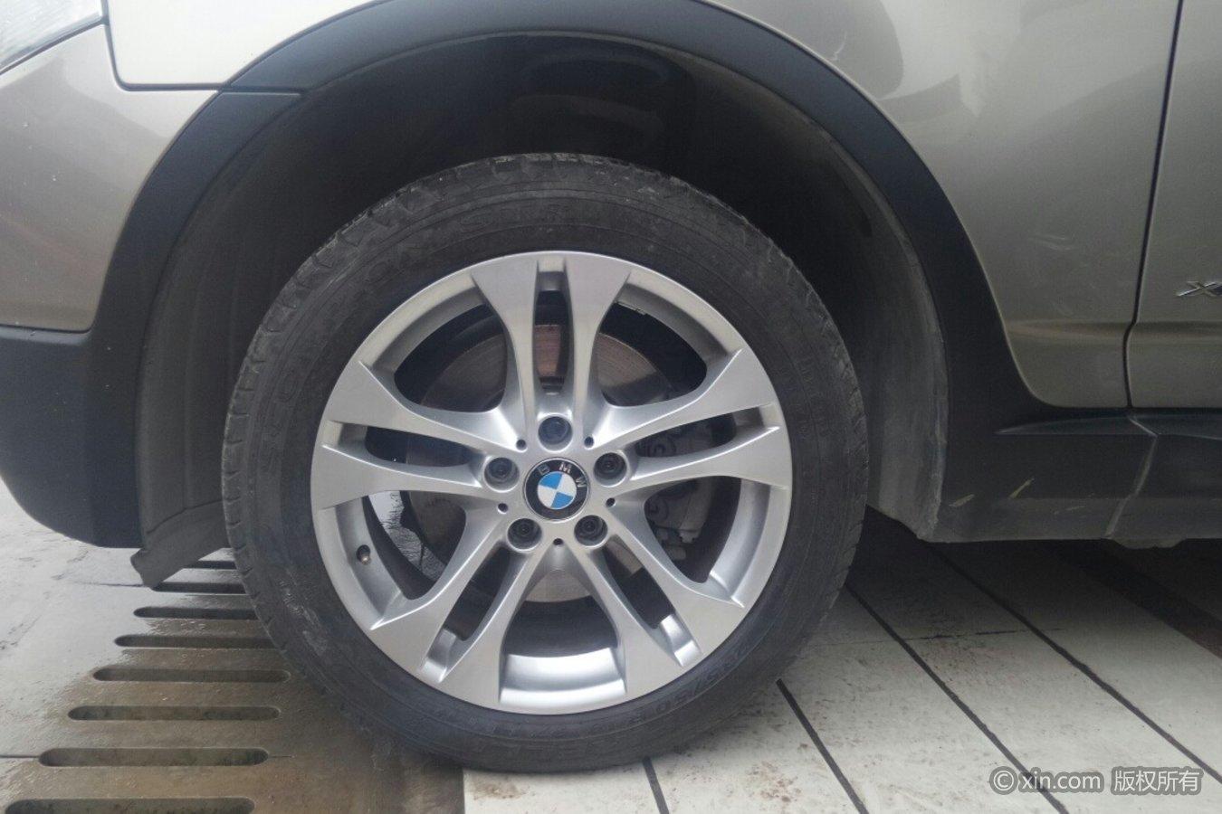 宝马X3(进口)轮毂