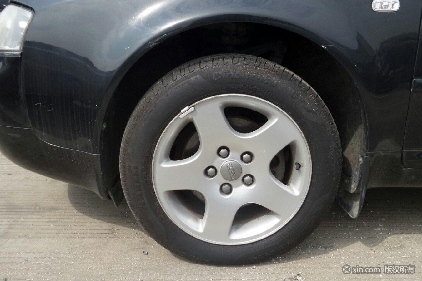 奥迪A6(进口)轮毂