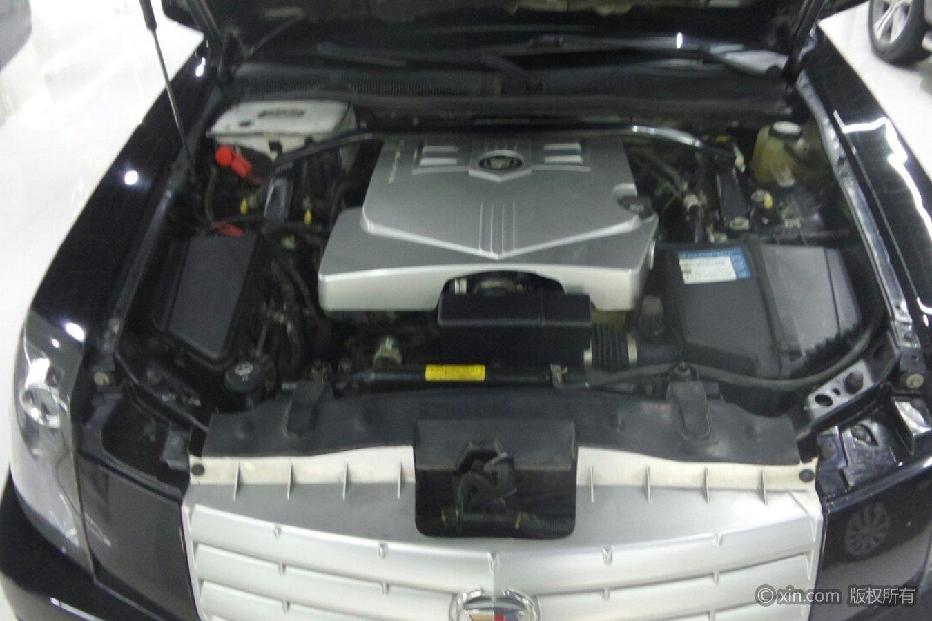 凯迪拉克CTS发动机