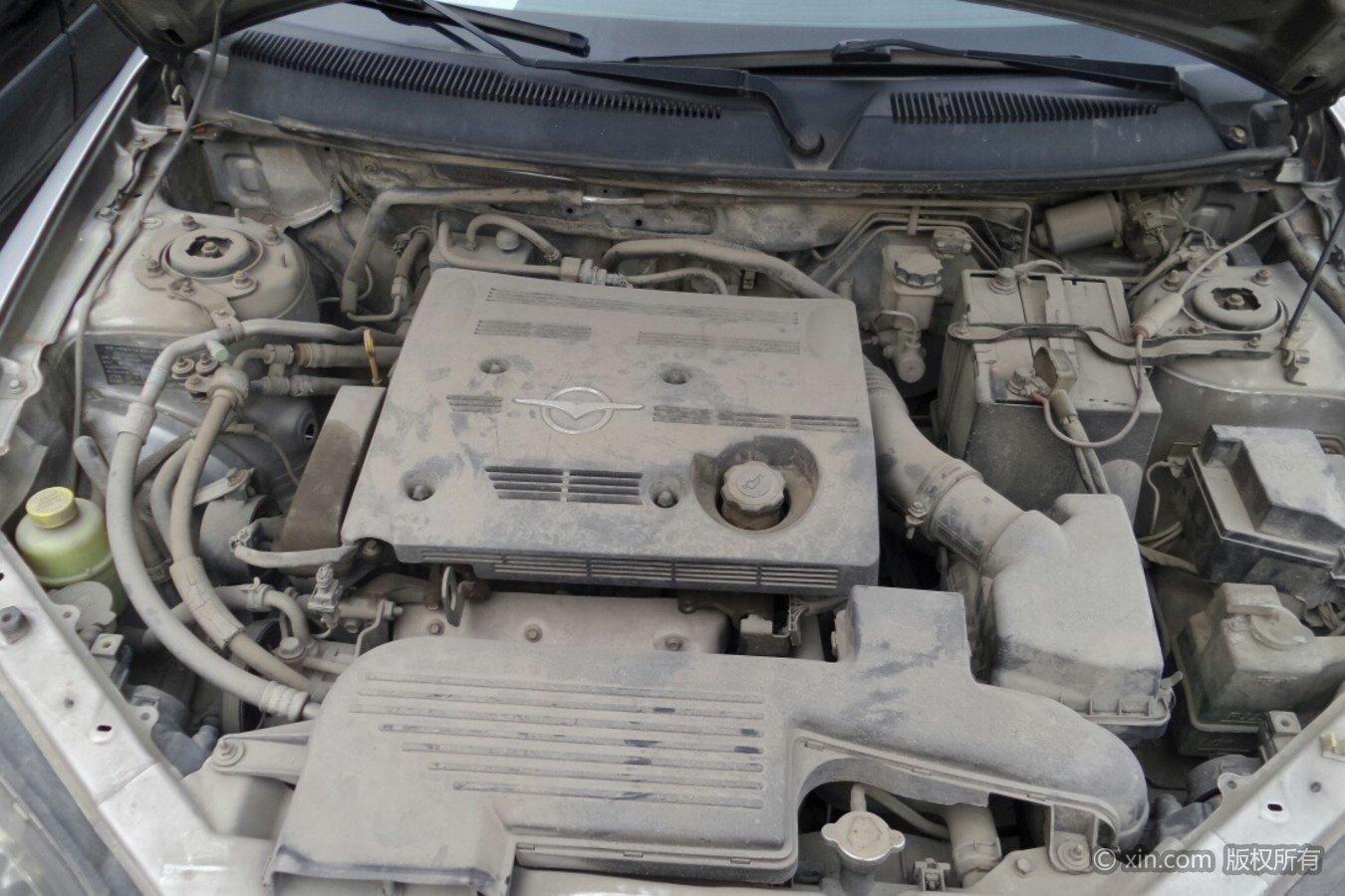 海马海马3发动机