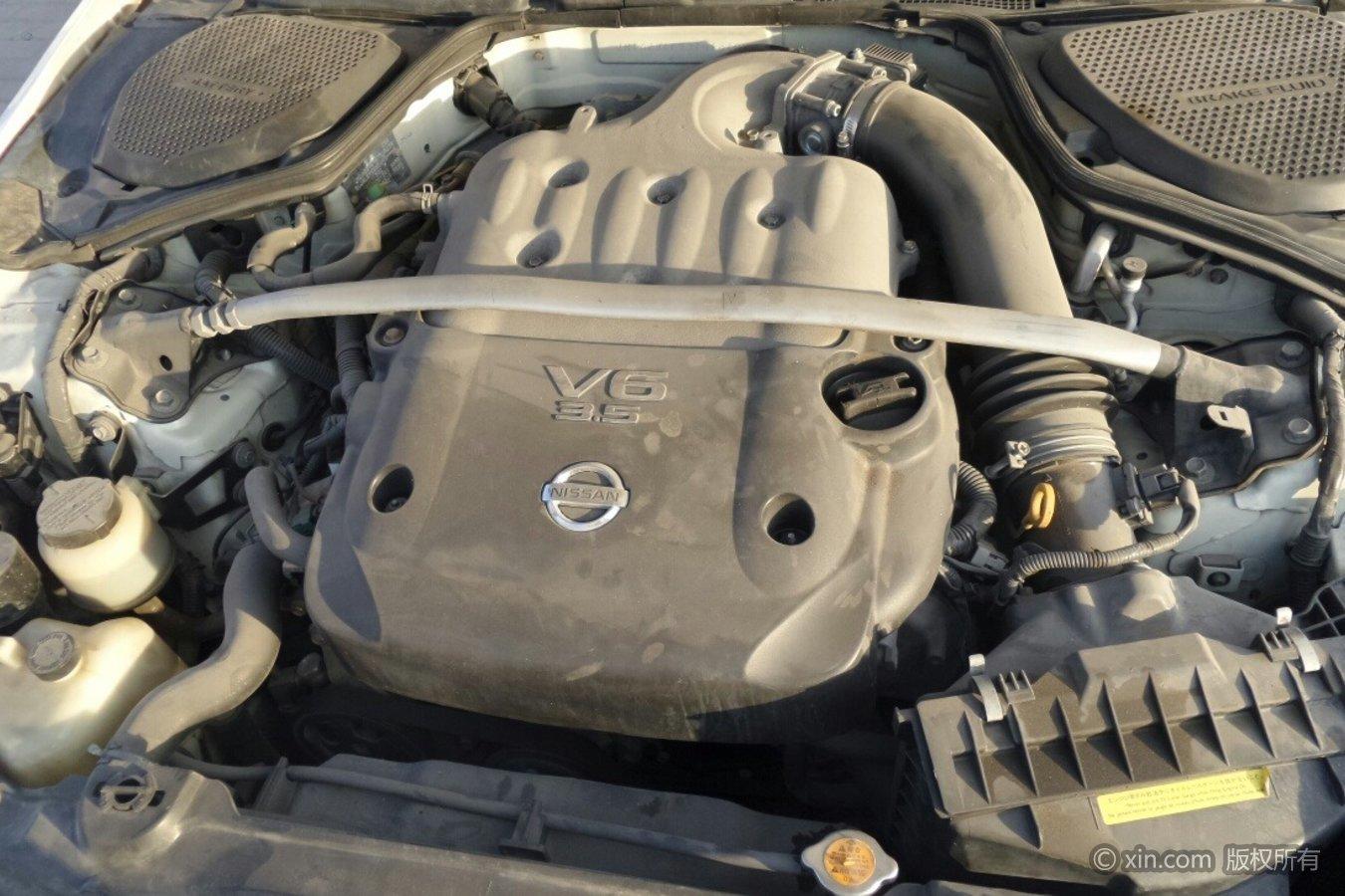 日产350Z发动机