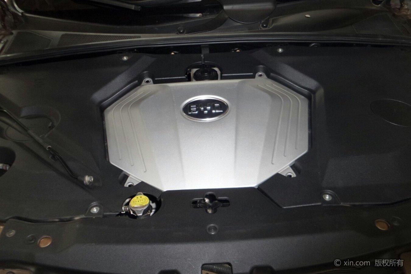比亚迪S6发动机