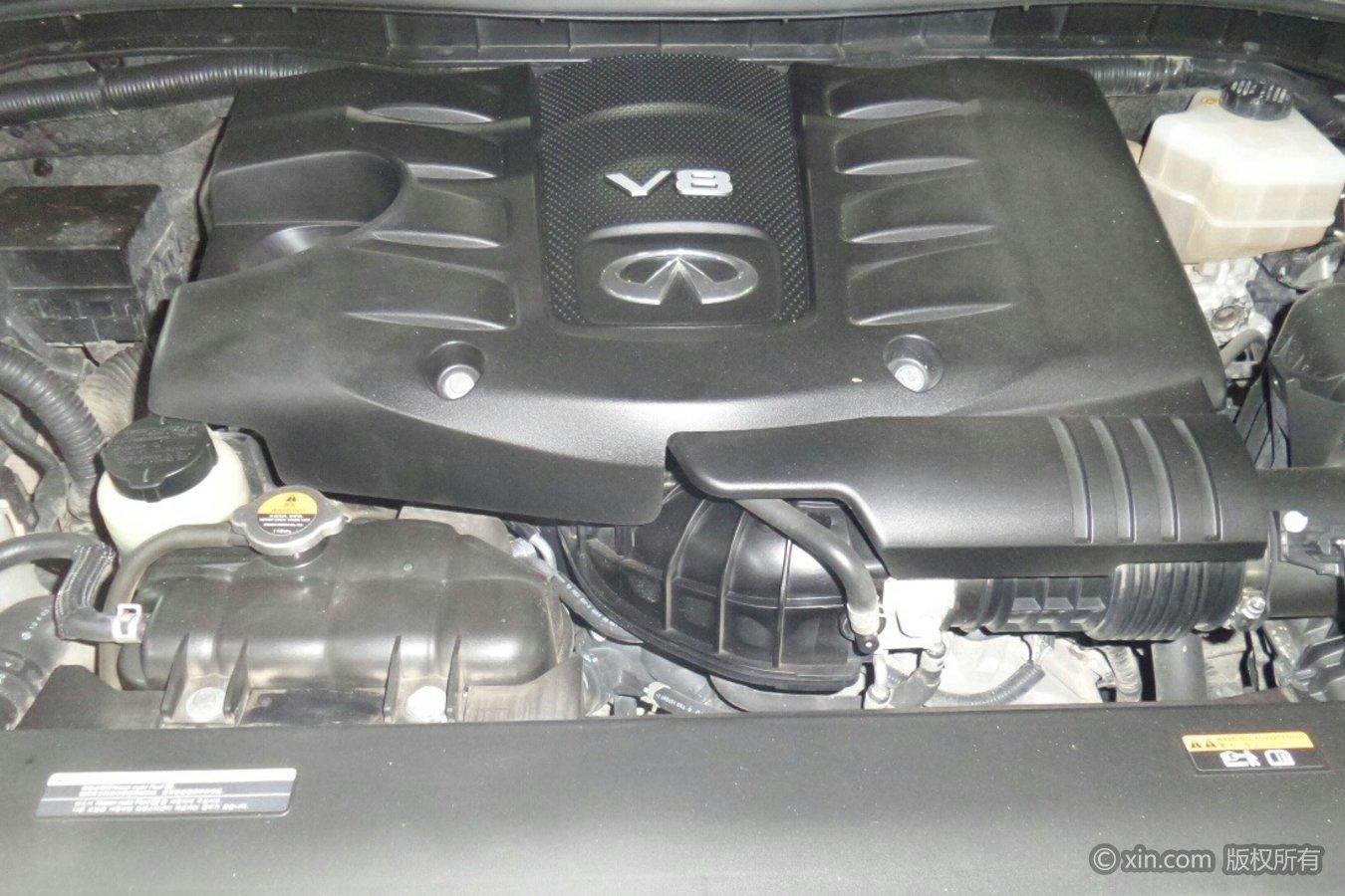 英菲尼迪QX发动机