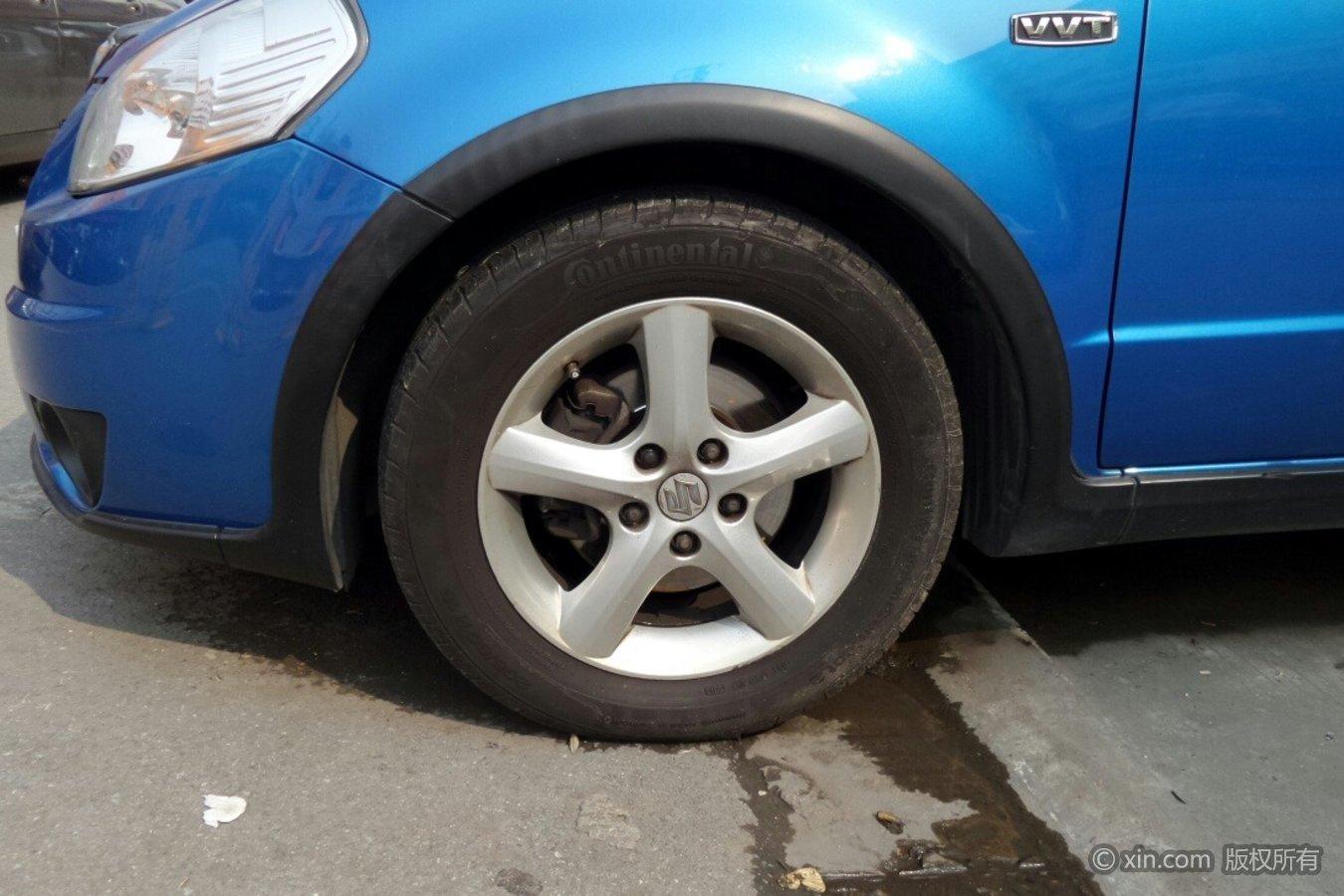 铃木天语SX4轮毂