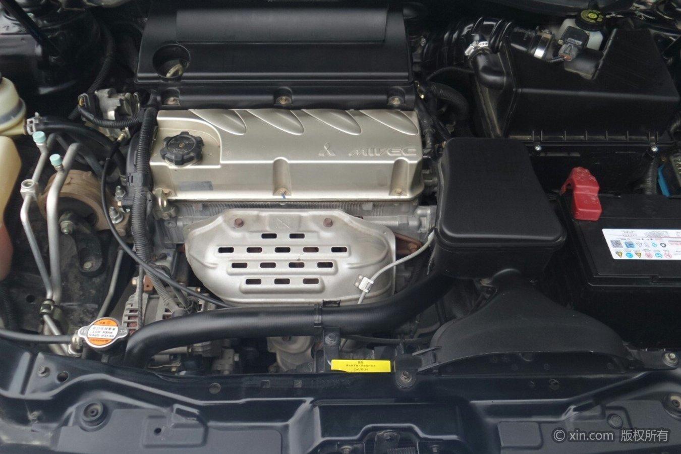 吉利汽车EC8发动机