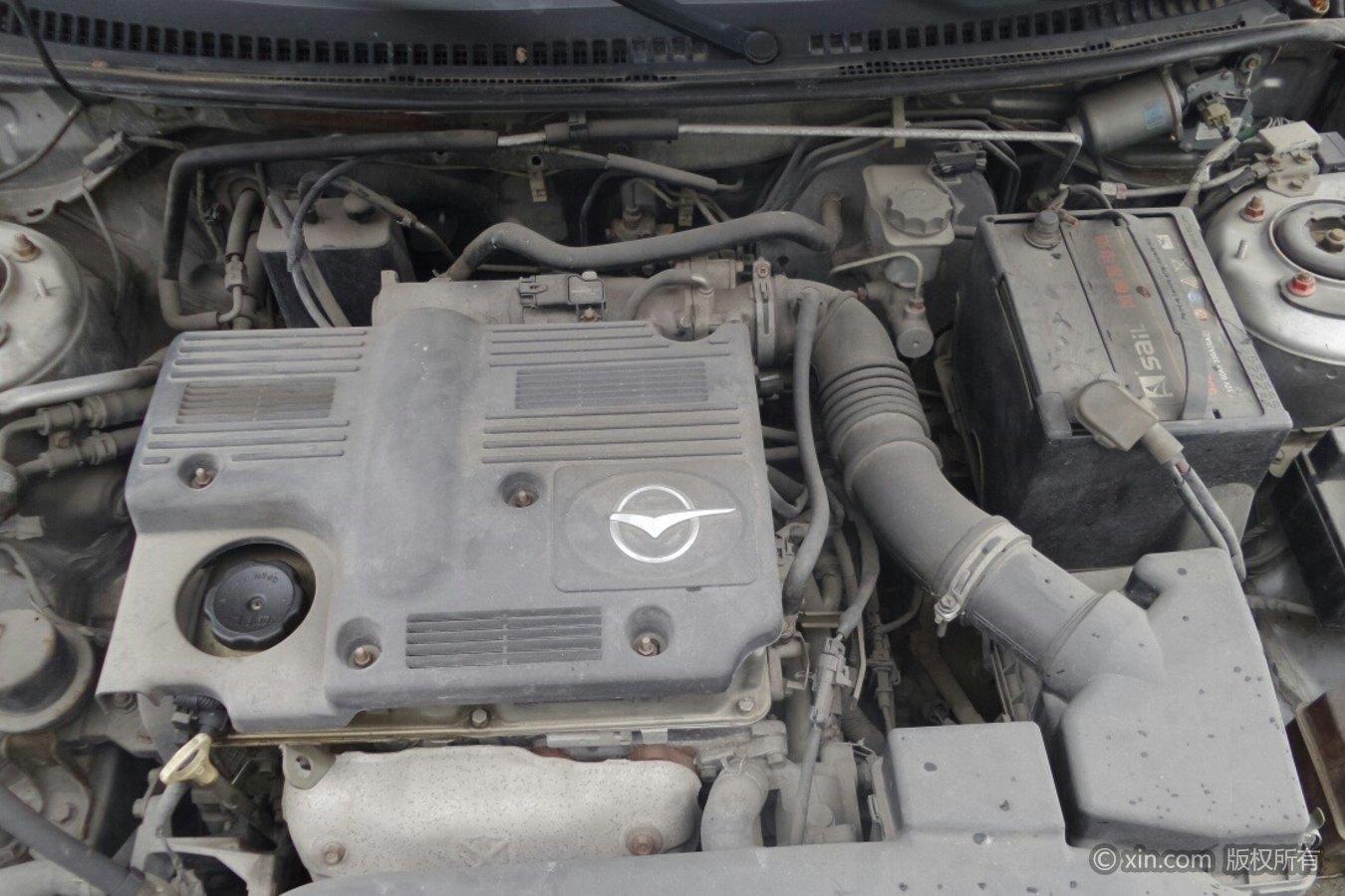海马海福星发动机