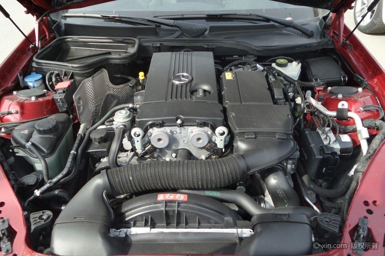 奔驰SLK级发动机