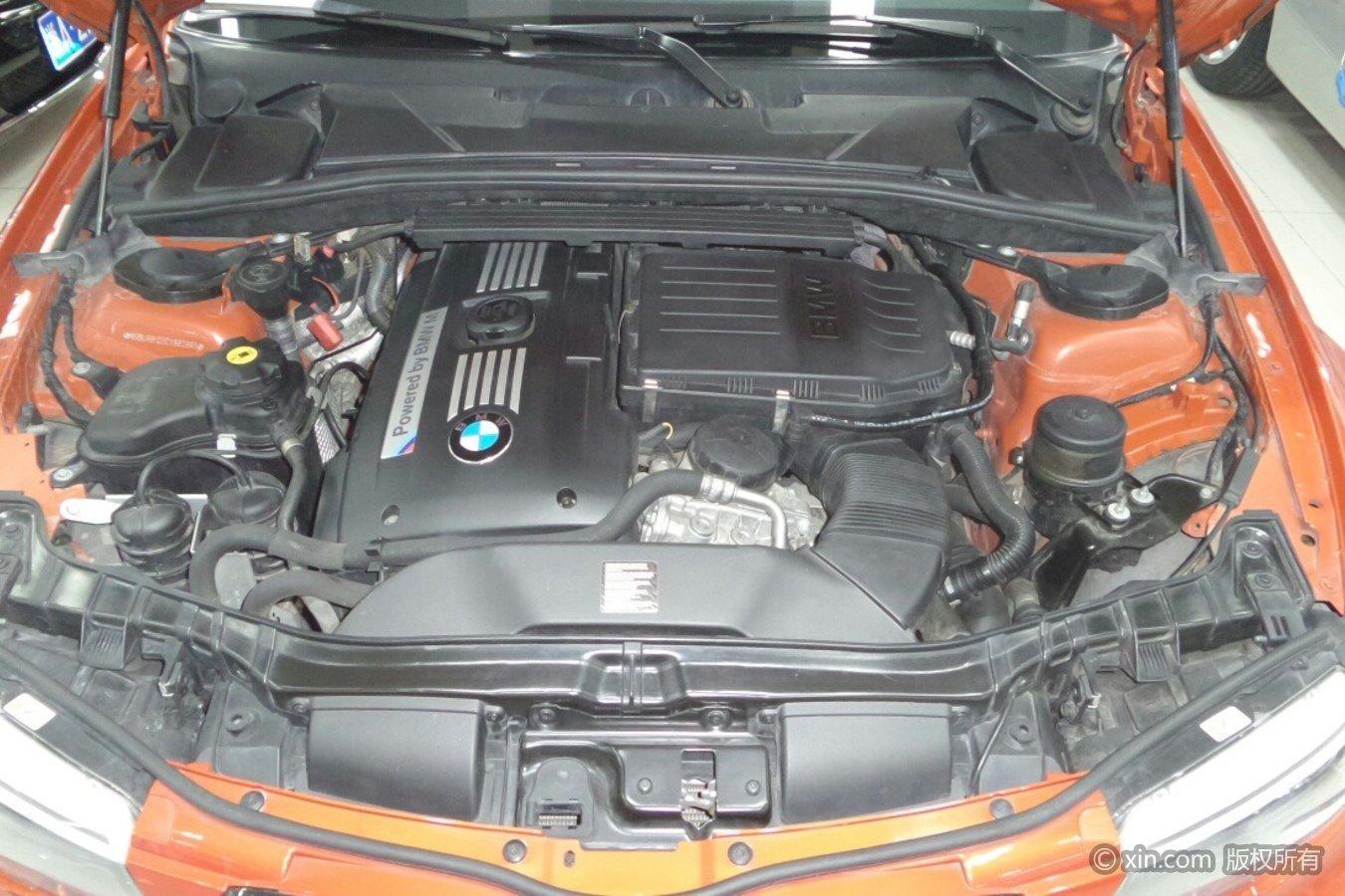 宝马M1发动机