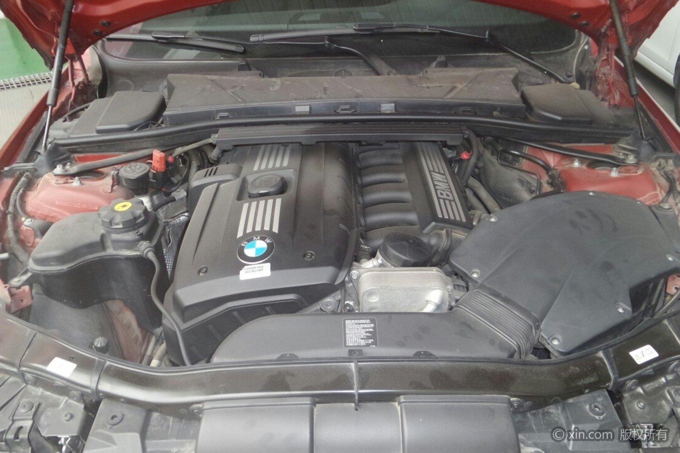 宝马3系GT(进口)发动机舱