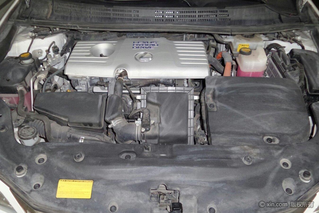 雷克萨斯CT发动机