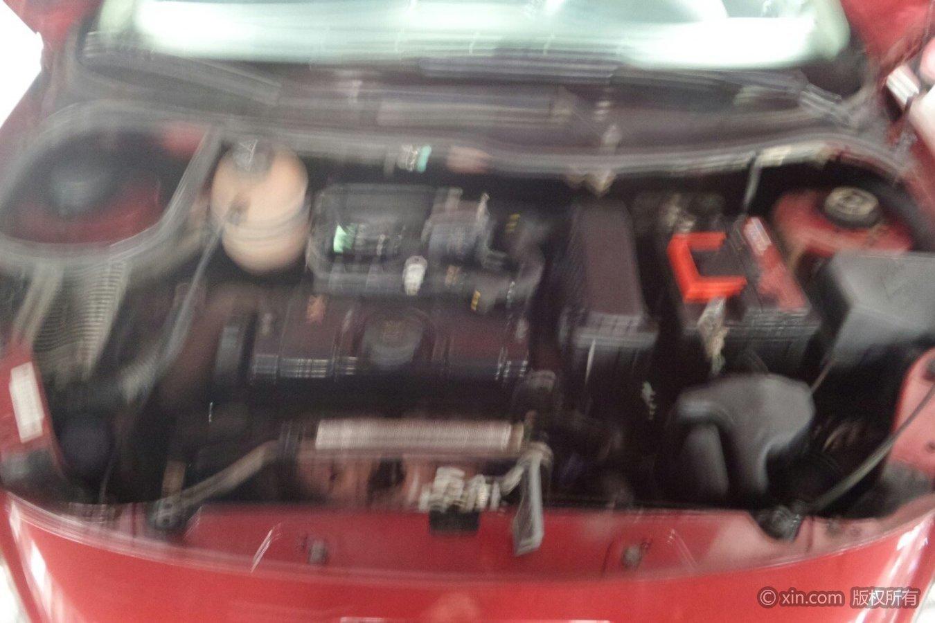 标致207发动机
