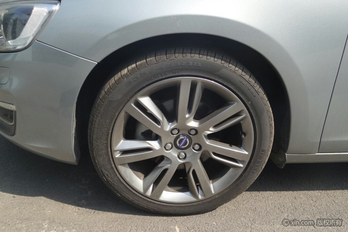 沃尔沃S60L轮毂