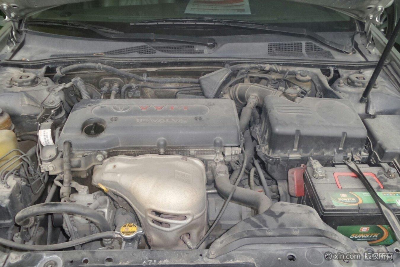 丰田佳美发动机