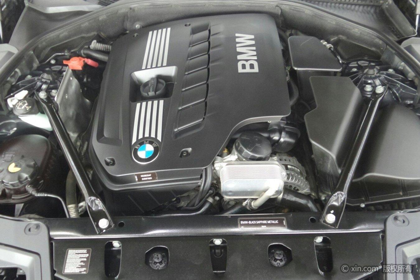 宝马5系发动机