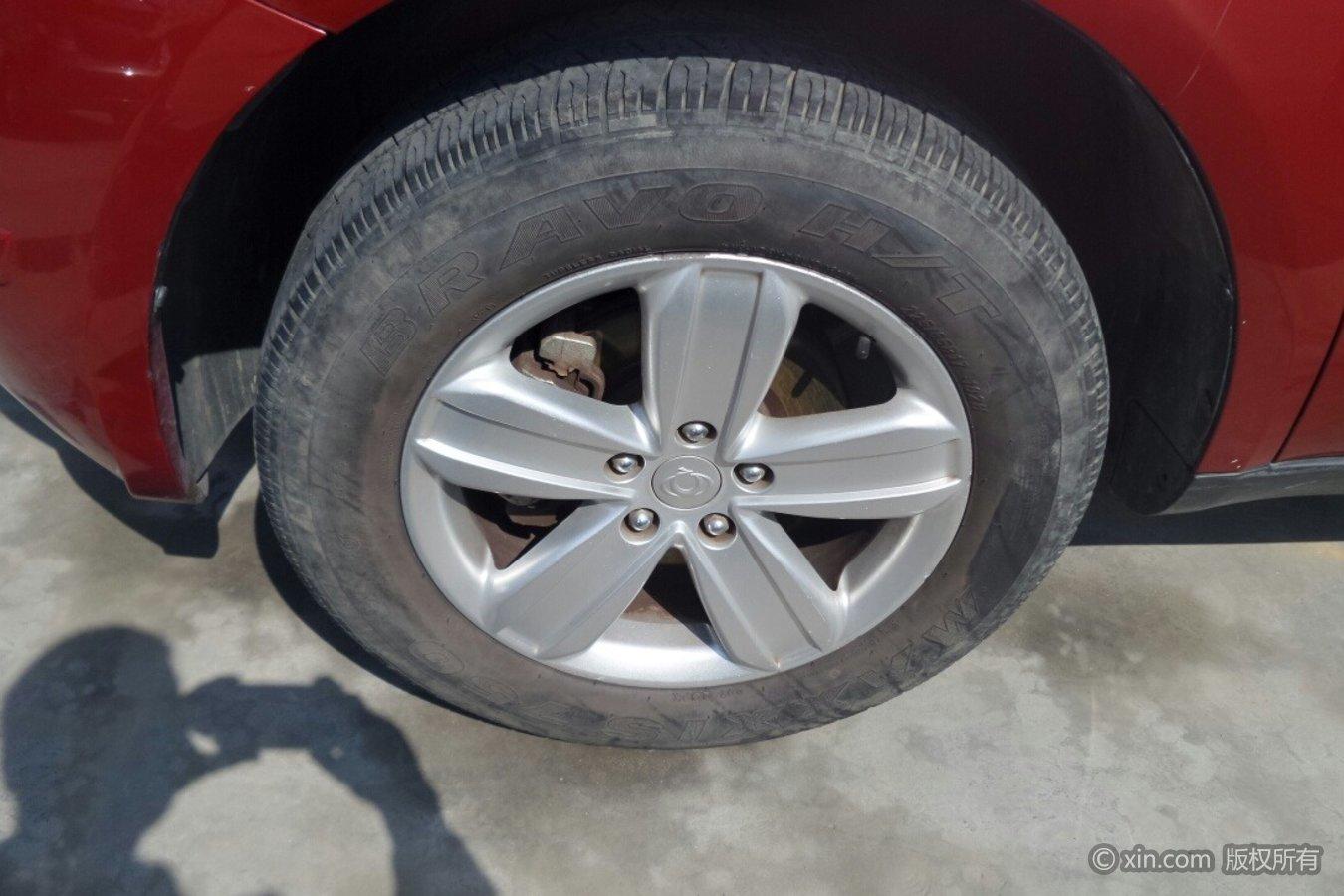 吉利汽车GX7轮毂