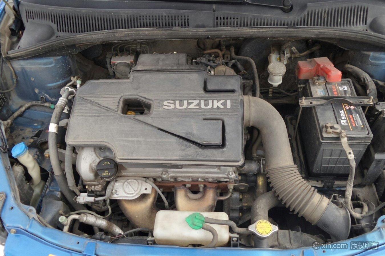 铃木天语SX4发动机