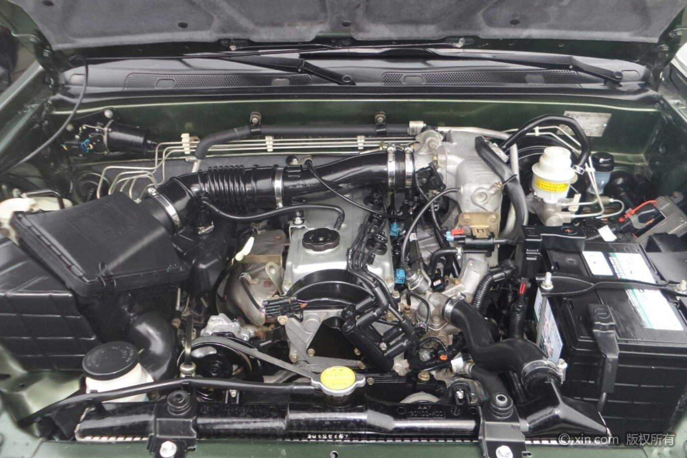哈弗哈弗H3发动机