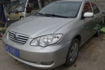 比亚迪 F3 2010款 白金版 1.5L 手动 GL-i标准型(国Ⅳ)