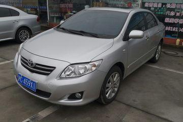 丰田 卡罗拉 2007款 1.8L 自动 GLX-i(国Ⅲ)