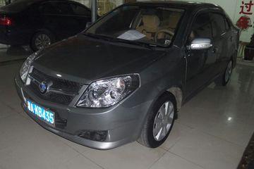 吉利 金刚三厢 2008款 1.5L 手动 基本型(国Ⅳ)