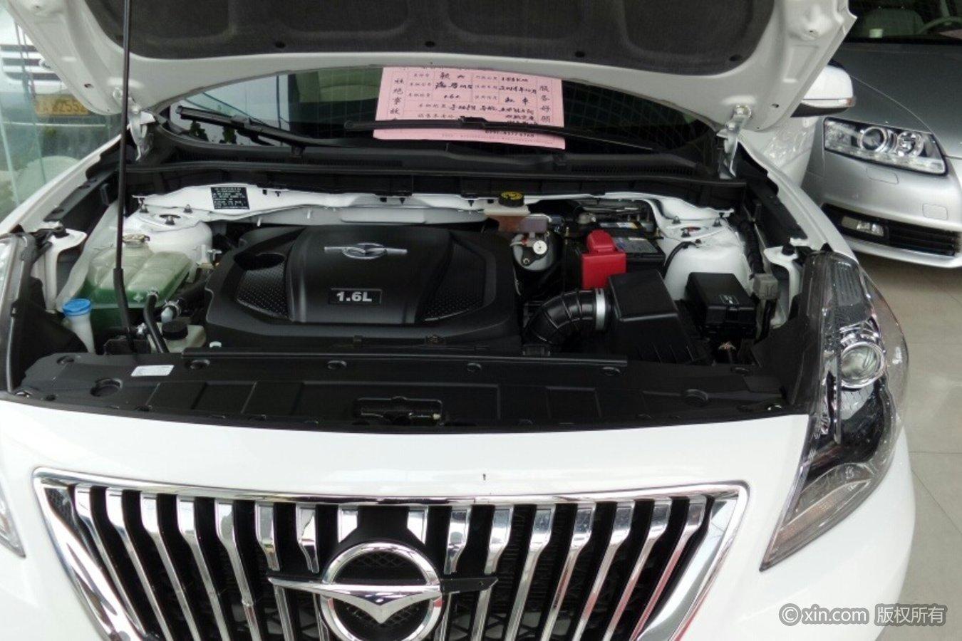 海马福美来M5发动机