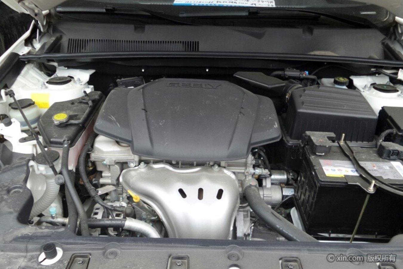 吉利汽车GX7发动机