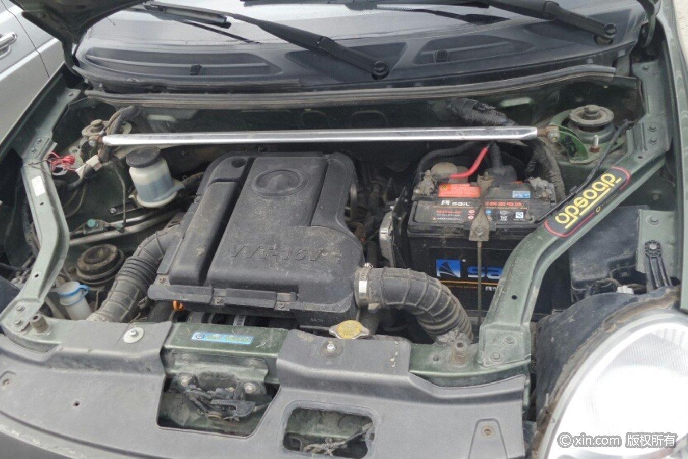 哈弗长城M1发动机