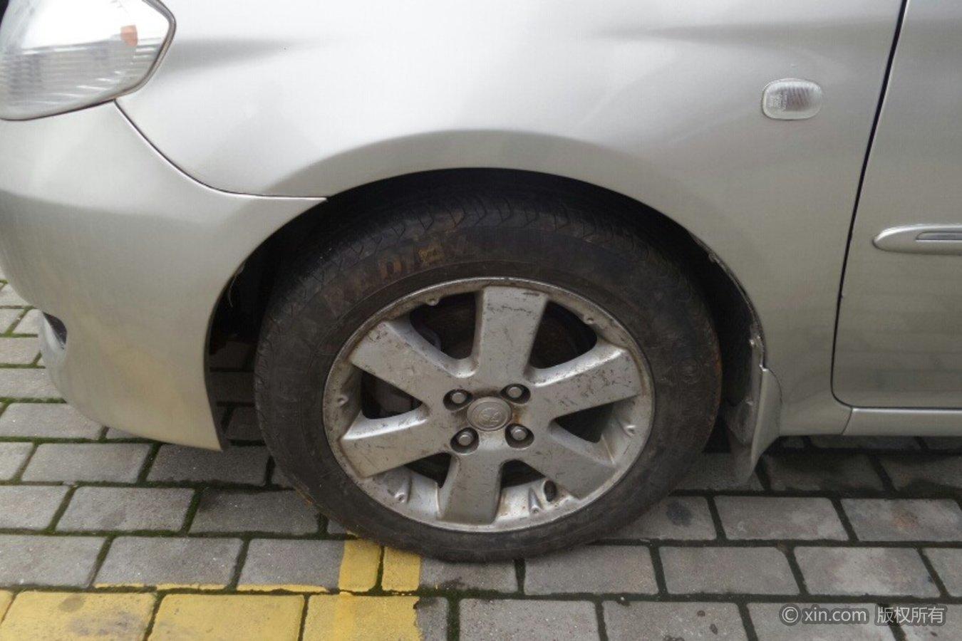 丰田威驰轮毂