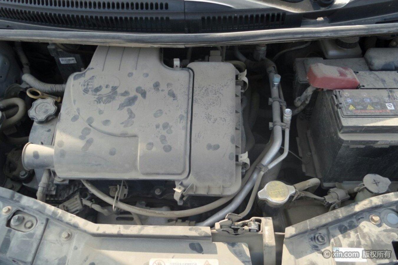 比亚迪F0发动机