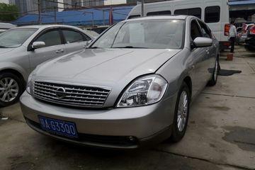 日产 天籁 2004款 350JM 3.5L 自动 VIP(国Ⅱ)