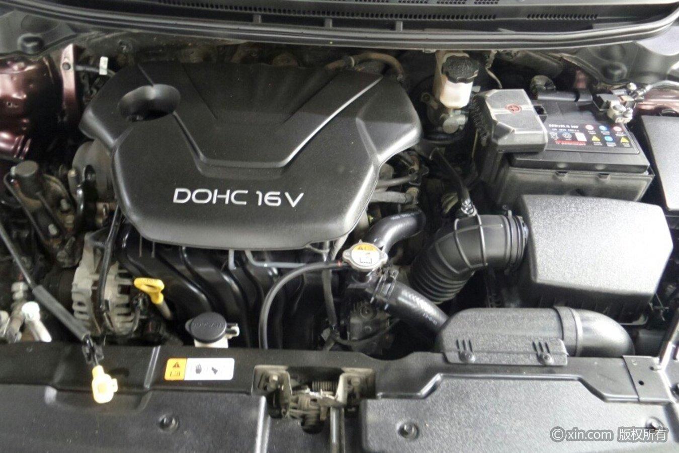 起亚K3发动机